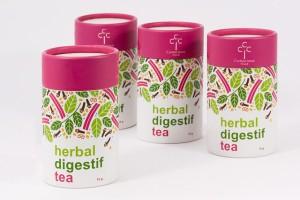 Puszi z herbatą na trwawienie