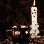 Ziarna kawy i sztuka?