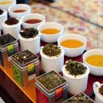 Niebieska herbata oolong