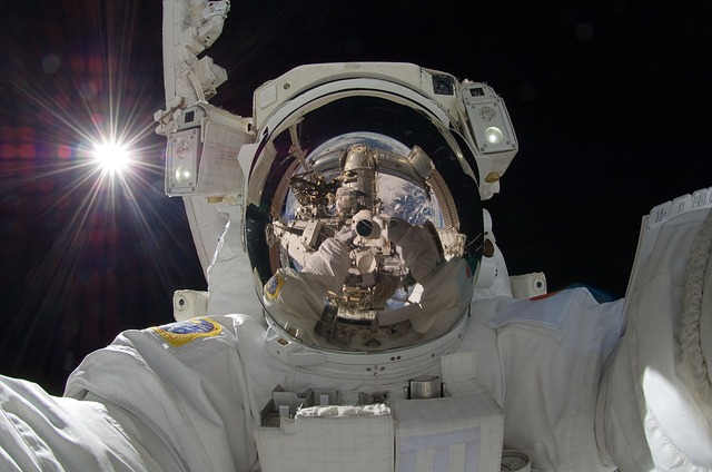 astronauta iss