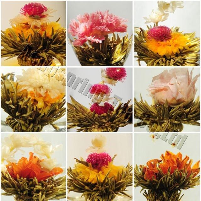 herbata kwiat