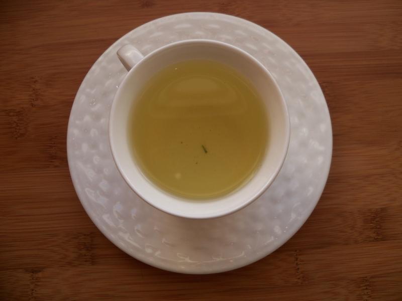 Herbatka z kopru włoskiego