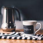 Świeża kawa z kawiarki, cz. 1