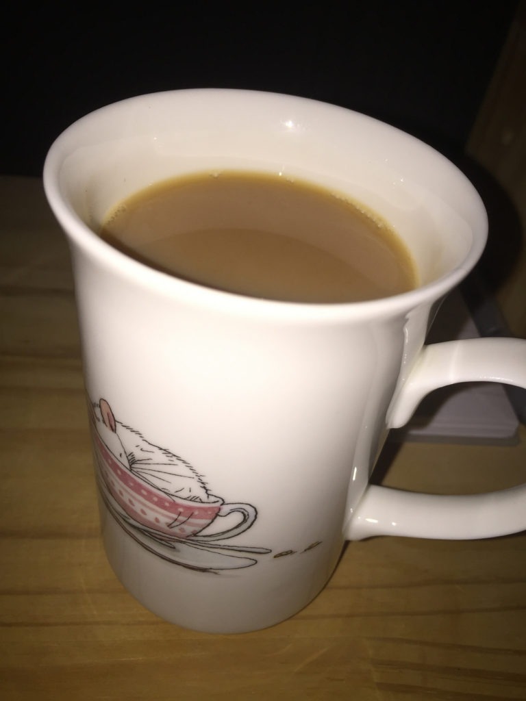 Nalot na herbacie