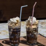 Ice coffee, Frappe…
