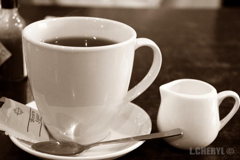 Mleko do herbaty
