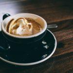 Lody kawowe z niespodzianką