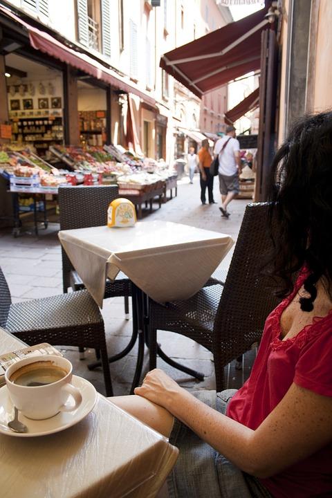 Włoska knajpka