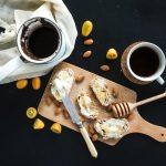 Kawa z masłem i imbirem