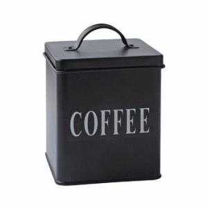Metalowa puszka niszczy naturalny aromat kawy