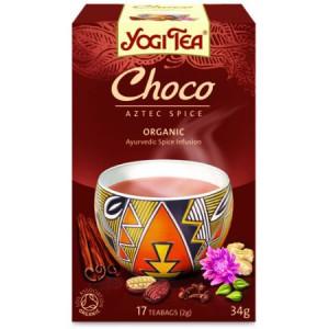 czekoladowa herbata