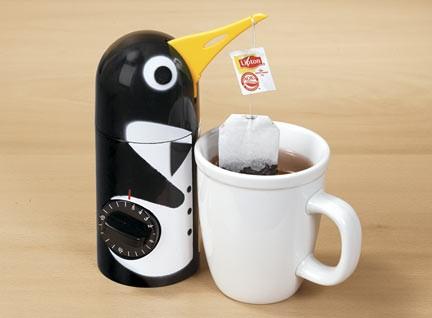 zaparzacz do herbaty pingwin