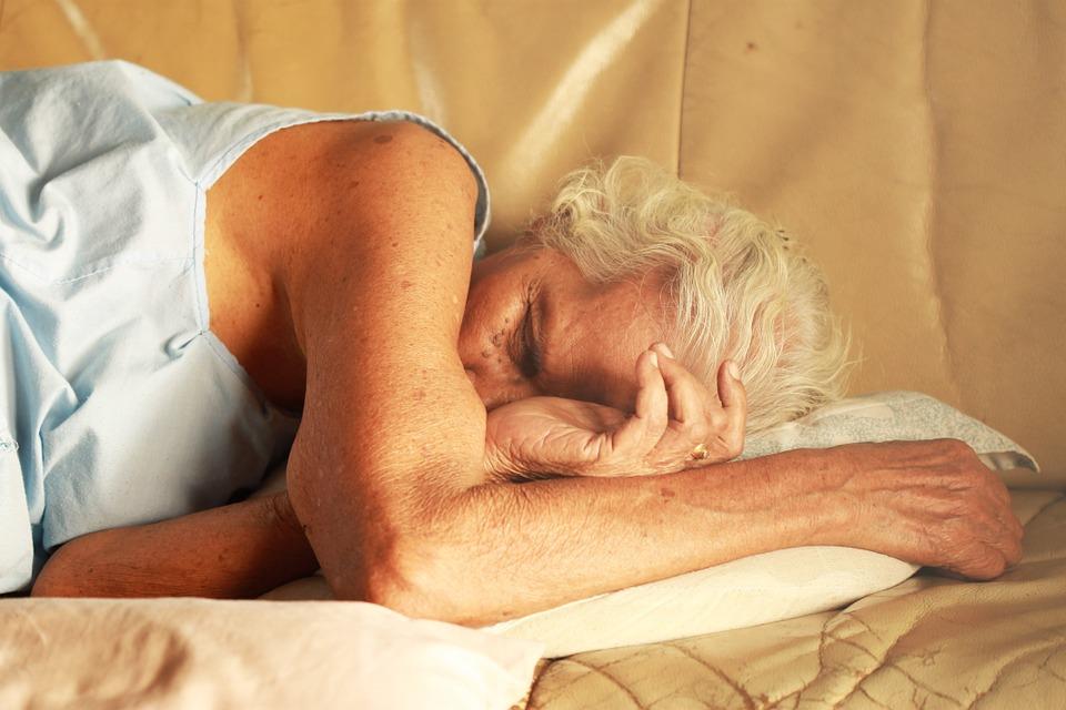 Melisa ułatwia zasypianie