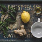 Herbata imbirowa – przepisy