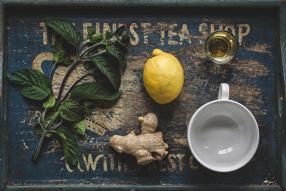 Zestaw do przygotowania herbaty