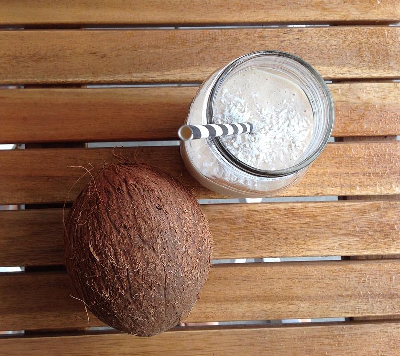 Kawa z kokosem