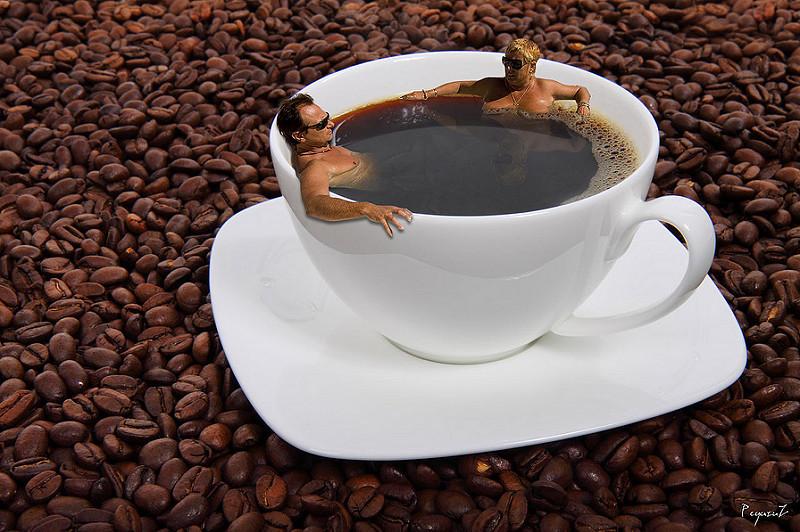 Odżywiająca kawa