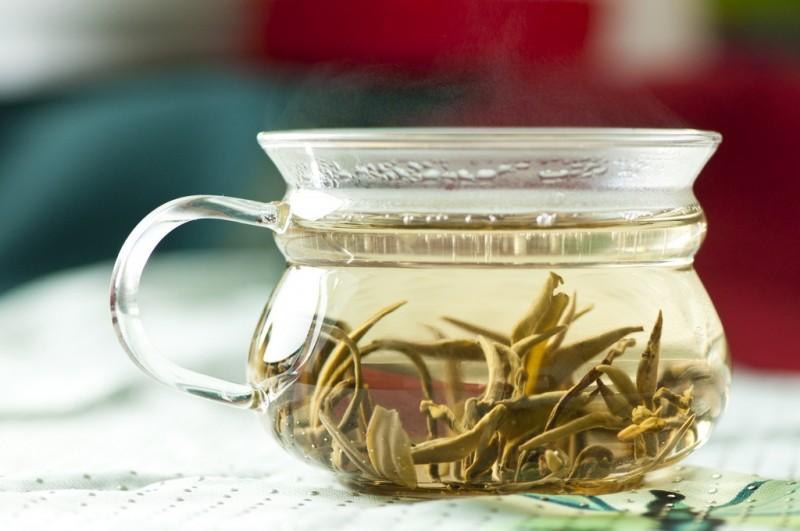 Herbata w kubku