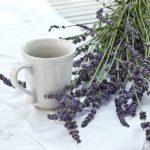Herbatka z lawendy