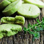 Jogurtowa pianka z zieloną herbatą – przepis