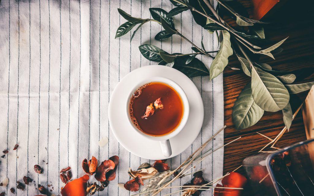 herbata z glogu