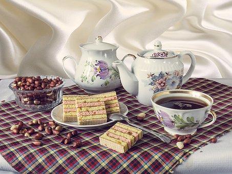 jak podawać herbatę