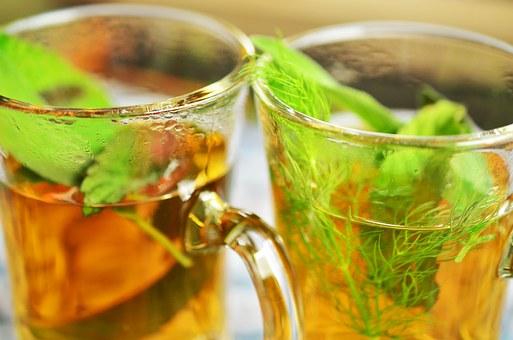 herbaty na trawienie