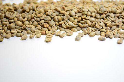 zielona kawa ziarna