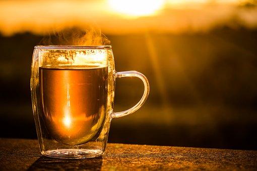 herbata z prądem